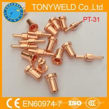 PT31 плазменной резки запасные части сопла и электрода