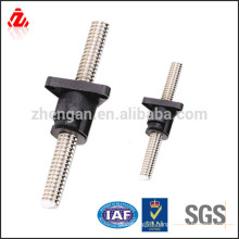 custom high quality trapezoidal screw