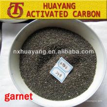 46 Korn Granat Sand / Grün Granat Preis für abrasive