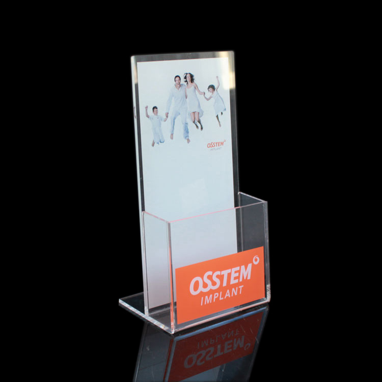 High Quality Perspex Magazine Holder