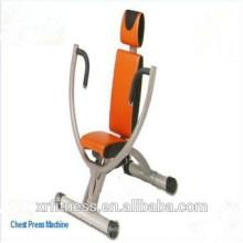 Hydraulische Turnhalle Fitnessgeräte Brustpresse Maschine für Frauen verwenden