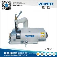 Máquina rebajadora de cuero con cuchilla Circular Zoyer máquina de coser (ZY801)