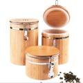 Eco-Friendly Característica botellas de almacenamiento de especias Spice Jar