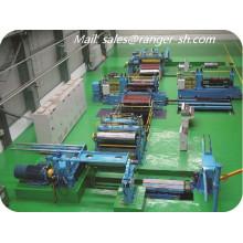 Popular simples de corte Máquina Perfiladeira