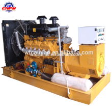 cuatro tiempos refrigerados por agua 6 cilindros 200kw generador de gas natural 12V138DT