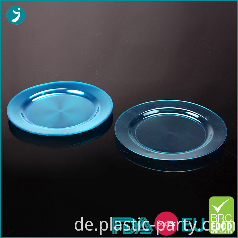 Plastic Plate Party 7 Inch