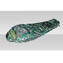 Gänsedaunenschlafsack für den Außenbereich