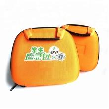 Kit de premiers soins de stockage Case EVA Medical Case Box avec poignée en caoutchouc