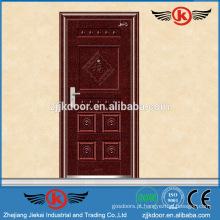 JK-F9010 porta de madeira de madeira high-end à prova de fogo
