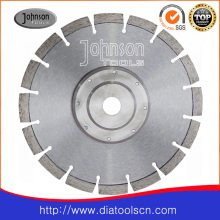 Diamond Tools: 230mm Diamond Laser Saw Blade for Asphalt Cutting