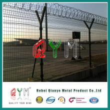 Valla de aeropuerto de alta protección Qym