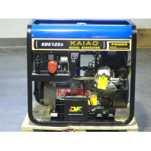 KAIAO 10kVA Air Cooled Diesel Generator KDE12E3 Double Cylinder Engine