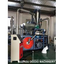 Máquina de fresado del PVC de la máquina del molino de polvo del PVC