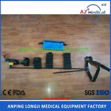 Leg Posterior Aluminum Alloy Emergency Traction Splints