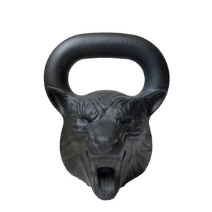 Casting Iron Face Compétition Kettlebell