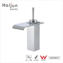 Haijun Productos China NSF de alta presión montado en la cubierta de latón grifo del lavabo