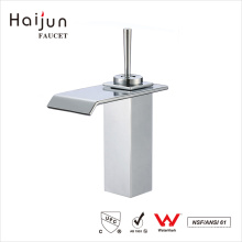 Haijun Products China NSF High Pressure Deck-Mounted Brass Basin Faucet