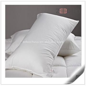Super Soft 1200g Microfaser Füllung Kundenspezifische King Bed Best Hotel Kissen