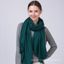 Топ мода оптовая продажа 100% шерсть шарфы для девочек