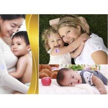 Parche repelente de mosquitos no tejido esencial del bebé de la planta de la naturaleza