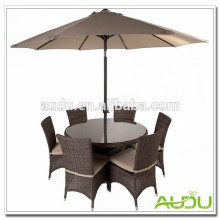Комплект для летнего сада Audu, садовый комплект для летнего сада с обложкой зонтика