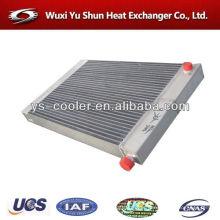 designed radiator / heat exchanger for generator