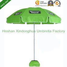 Parasol de 48 pouces avec des Logos sur mesure pour la publicité (BU-0048W)