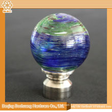 8/10/13/16/19/22/25/28mm Crystal Glass Decorative Window Cheap Curtain Finials