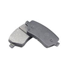 D1435 customizable low dust automotive break pad factory disc brake pads for NISSAN MICRA III K12