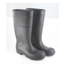 Professional PVC Material Steel-Toe Waterproof Safety Rain Boots