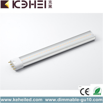10W 2G11 LED-rör Cool White Home Use