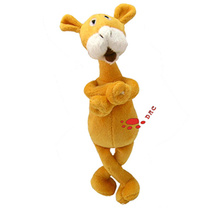 Plush Carton Giraffe Toy
