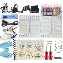 TK108006 Kit Tatuaje 2 Máquinas