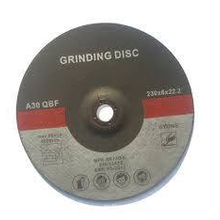 black Grinding disc