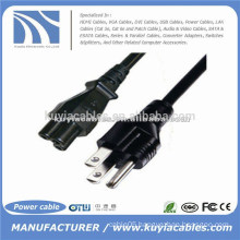 HOT SELLING 3pin US OEM Computer Power CORD Cable