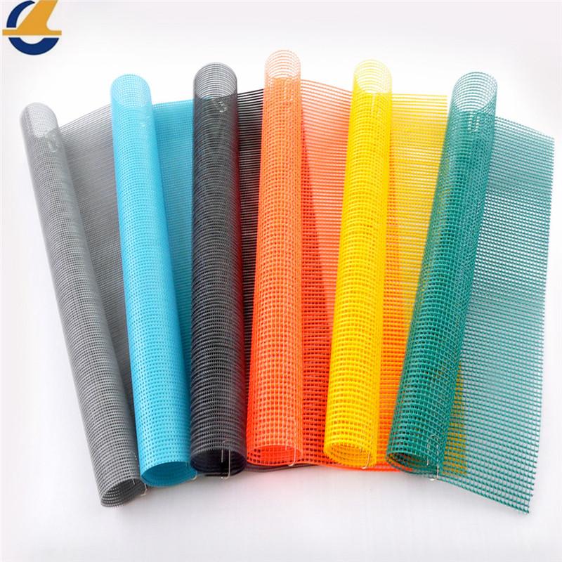 Colors of mesh tarps