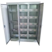 Cabinet de equipamentos de telecomunicações de gabinete ao ar livre de banda larga