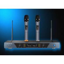 microfone sem fio de karaokê fundição molde