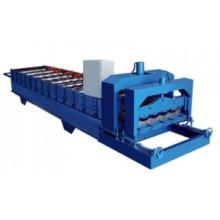 Máquina formadora de rolos de painel de telhado de telha esmaltada