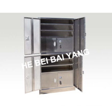 (C-10) High Quality Multi-Function Stainless Steel Poison Cabinet