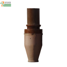 Circle Shape Ceramic Dust Collector Cyclone
