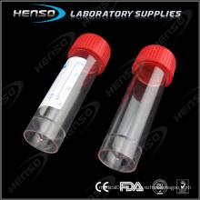 Conteneur d'urine stérile 30ml étiqueté avec bouchon à vis
