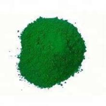 2017 polvo caliente de la venta del año del verde del óxido de hierro