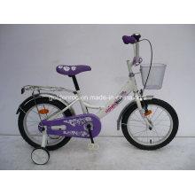 """16 """"bicicleta de armação de aço para crianças (1688)"""
