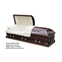 Ataúd de madera (ANA) para producto de Funeral