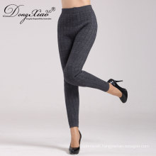 2017 Hot Sales New Model Sex Tight Hot Girl Cashmere Wool Pants For Adult