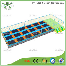 Safety Outdoor Jump Trampoline with Enclosure