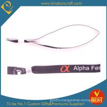 Fashion OEM Customized Fabric Bracelet for Sale