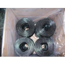 Schwarz geglühter Draht 1,1mm 1,2mm 1,6mm 2,0mm 3,0mm 4. Mm