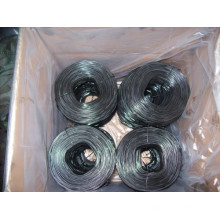 Alambre recocido negro 1.1mm 1.2mm 1.6mm 2.0mm 3.0mm 4. Mm